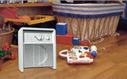 teplovzdušný ventilátor Scaldatutto FH-VO FR