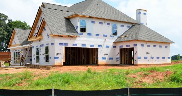 Výstavba domu